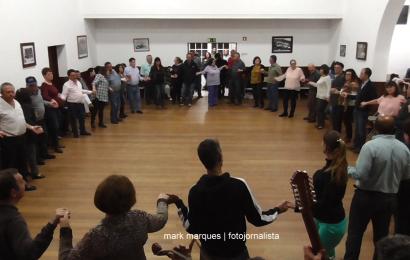 """""""CHAMARRITA"""" – SOCIEDADE UNIÃO ROSALENSE PROMOVE BAILES REGIONAIS – ILHA DE SÃO JORGE (c/ vídeo)"""