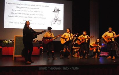 TERTÚLIA – ESCUTISMO NA ILHA DE SÃO JORGE – AUDITÓRIO MUNICIPAL DAS VELAS. (c/ vídeo)