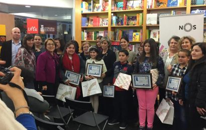 Núcleo Rotário de Ponta Delgada entrega prémios de Concurso Literário Infantojuvenil – Ilha de São Miguel