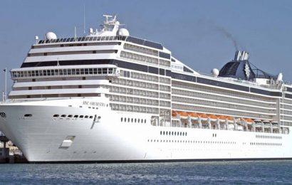 Açores recebem número recorde de navios de cruzeiro num só mês (Abril)