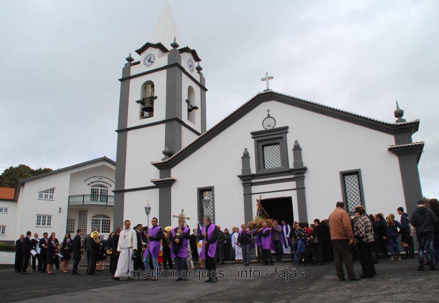 PROCISSÃO DE PASSOS – ROSAIS – ILHA DE SÃO JORGE. (c/ reportagem fotográfica)
