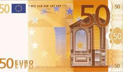 NOVA NOTA DE 50 EUROS: PSP ALERTA PARA OS CUIDADOS A TER