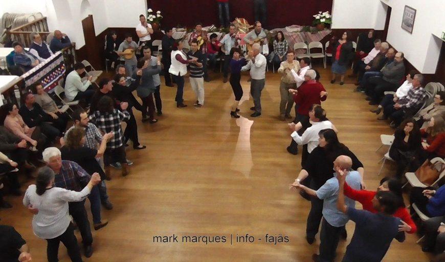 """""""CHAMARRITA"""" – SOCIEDADE UNIÃO ROSALENSE PROMOVE TRADIÇÕES – ILHA DE SÃO JORGE (c/ vídeo)"""
