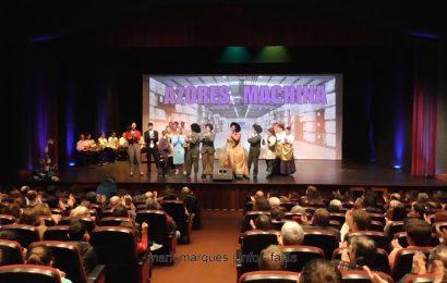 """FINAL – BAILINHO DE CARNAVAL """"AZORES MACHINA"""" – (última parte) – Auditório Municipal das Velas – Ilha de São Jorge (c/ vídeo)"""
