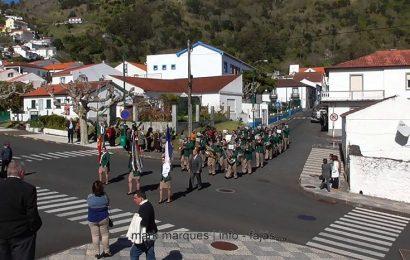 """BANDA FILARMÓNICA """"NOVA ALIANÇA"""" – VELAS – ILHA DE SÃO JORGE (c/ vídeo)"""