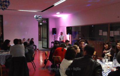 """""""FESTIVAL DOS PETISCOS"""" – ESCOLA BÁSICA E SECUNDÁRIA DE VELAS – Ilha de São Jorge (c/ vídeo)"""