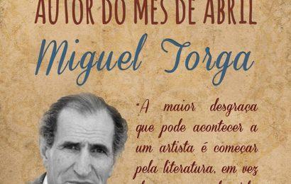MIGUEL TORGA É O AUTOR DO MÊS DE ABRIL NA BIBLIOTECA MUNICIPAL DE VELAS – ILHA DE SÃO JORGE