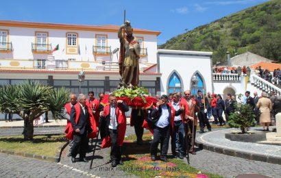 MISSA E PROCISSÃO DE SÃO JORGE – Velas – Ilha de São Jorge (c/ reportagem fotográfica)