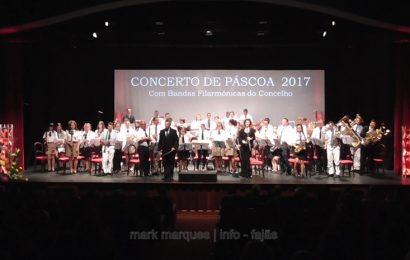 CONCERTO DE PÁSCOA / 2017 – AUDITÓRIO MUNICIPAL DAS VELAS – ILHA DE SÃO JORGE (3ª de 5 peças) (c/ vídeo)