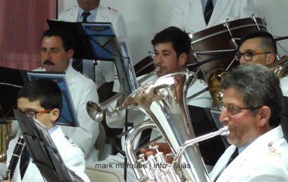 BANDA FILARMÓNICA DE SANTO AMARO – APRESENTAÇÃO REPERTÓRIO 2017 – (3ª de 7 peças) – Ilha de São Jorge (c/ vídeo)