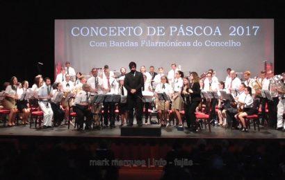 CONCERTO DE PÁSCOA / 2017 – AUDITÓRIO MUNICIPAL DAS VELAS – ILHA DE SÃO JORGE (4ª de 5 peças) (c/ vídeo)