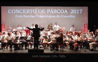CONCERTO DE PÁSCOA / 2017 – AUDITÓRIO MUNICIPAL DAS VELAS – ILHA DE SÃO JORGE (5ª de 5 peças) última. (c/ vídeo)