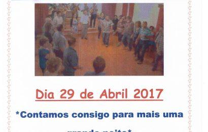 CENTRO SOCIAL DOS LOURAIS PROMOVE BAILE REGIONAL (Dia 29 – Sábado) – Loural – Ilha de São Jorge