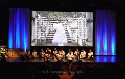DIA MUNDIAL DA JUVENTUDE – AUDITÓRIO MUNICIPAL DAS VELAS – ILHA DE SÃO JORGE (c/ vídeo)