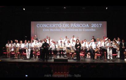 CONCERTO DE PÁSCOA / 2017– AUDITÓRIO MUNICIPAL DAS VELAS – ILHA DE SÃO JORGE (1ª de 5 peças) (c/ vídeo)