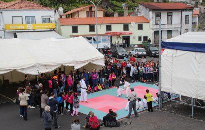 """VILA DA CALHETA ASSINALOU O """"DIA MUNDIAL DA DANÇA"""" – Ilha de São Jorge (c/ reportagem fotográfica)"""