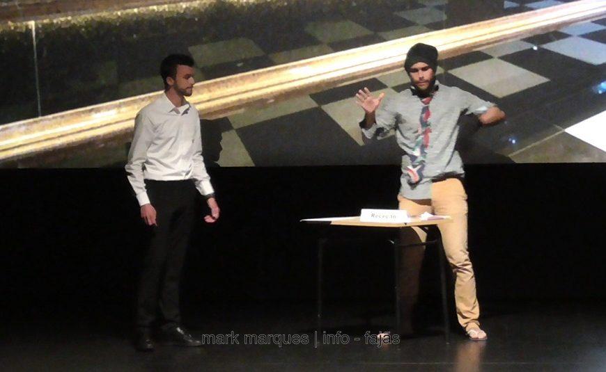"""""""Adolfos há muitos"""", CURTAS DE COMÉDIA no Auditório Municipal das Velas – Ilha de São Jorge (c/ vídeo)"""