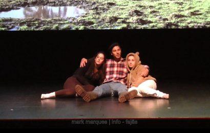 """""""O Guardador de Cabrinhas"""", CURTAS DE COMÉDIA no Auditório Municipal das Velas – Ilha de São Jorge (c/ vídeo)"""