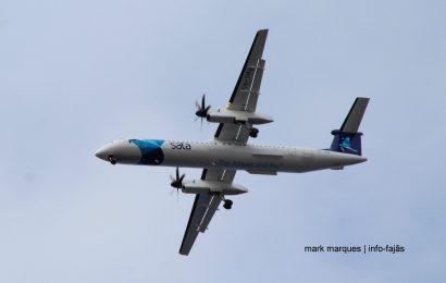 Sata Air Açores já reencaminhou cerca de metade dos 600 passageiros que ficaram em terra