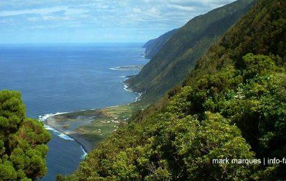Fajã da Caldeira do Santo Cristo na Ilha de São Jorge vai ser eletrificada, mas a data é desconhecida.