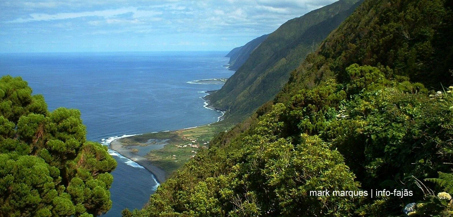 Lado Norte da Ilha de São Jorge