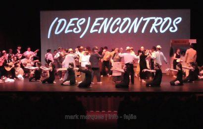 """""""SOLTEIRINHAS"""" – (DES)ENCONTROS – NO AUDITÓRIO MUNICIPAL DAS VELAS – ILHA DE SÃO JORGE. (c/ vídeo)"""