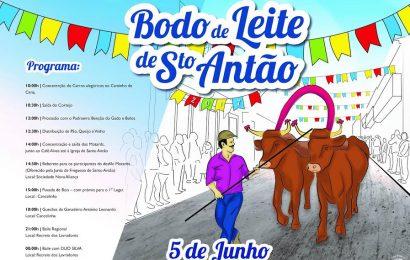 BODO DE LEITE EM SANTO ANTÃO – Segunda-feira do Espírito Santo (5 de Junho) – Ilha de São Jorge