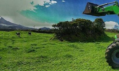 Cartaz Fringe do planalto do Pico ao centro da terra
