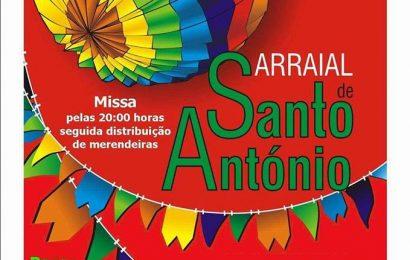 ARRAIAL DE SANTO ANTÓNIO – RUA DE BAIXO / CALHETA – Ilha de São Jorge (sábado dia 17)