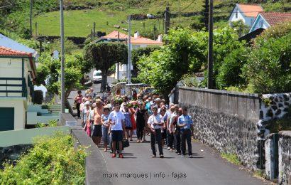 PROCISSÃO DE SÃO JOÃO – FAJÃ DO OUVIDOR – Ilha de São Jorge (c/ reportagem fotográfica)