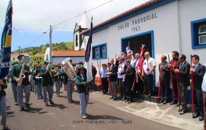 COROAÇÃO / CORTEJO DA SANTÍSSIMA TRINDADE – NORTE PEQUENO – Ilha de São Jorge (c/ reportagem fotográfica)