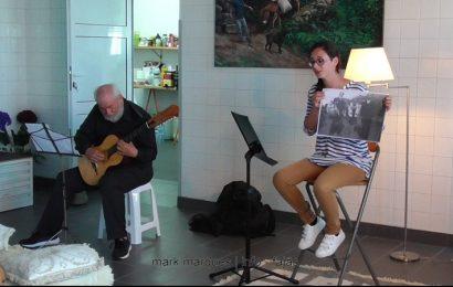"""""""ANDREIA MELO & PIETER ADRIAANS"""" Azores Fringe. – Ilha de São Jorge (c/ vídeo)"""