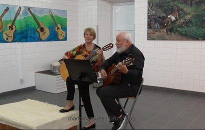 """""""DUO BASALTO"""" Azores Fringe. – Ilha de São Jorge (c/ vídeo)"""
