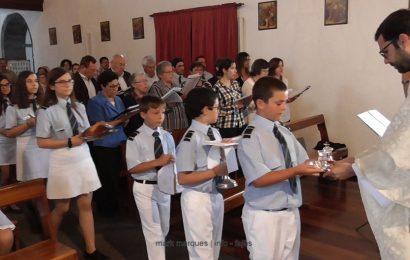 OFERTÓRIO – MISSA SOLENE DE SÃO JOÃO BAPTISTA – Santo Amaro – Ilha de São Jorge (c/ vídeo)