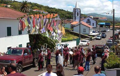 MORDOMIA DO OUTEIRO DA PONTA – ROSAIS – Ilha de São Jorge (c/ vídeo)