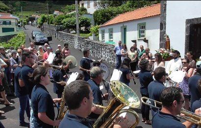 BANDA FILARMÓNICA SAÚDA SÃO JOÃO – FAJÃ DO OUVIDOR – Ilha de São Jorge (c/ vídeo)