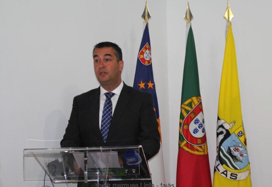 """Presidente do Município das Velas, Luís Silveira afirmou: """"Semana Cultura das Velas é o mundo a chegar à nossa Terra"""" (c/ reportagem fotográfica)"""