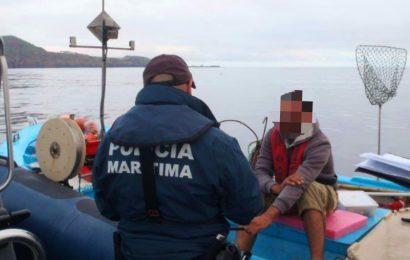 Polícia Marítima percorre 120 milhas náuticas em ação de fiscalização
