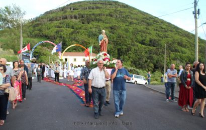 PROCISSÃO EM HONRA DE SÃO PEDRO – Velas – Ilha de São Jorge (c/ reportagem fotográfica)