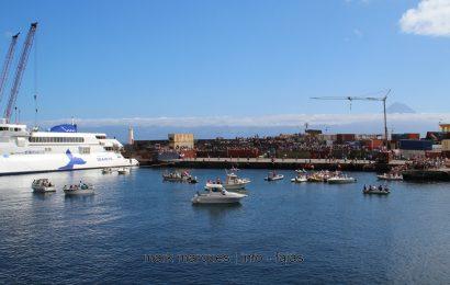 TOURADA À CORDA (Cais Comercial) – 30 ª SEMANA CULTURAL DAS VELAS – Ilha de São Jorge (c/ reportagem fotográfica)