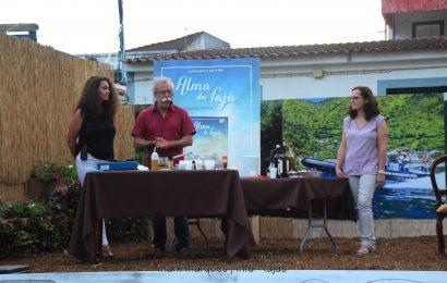 GASTRONOMIA E LANÇAMENTO DE LIVRO no FESTIVAL DE JULHO 2017 – CALHETA – Ilha de São Jorge (c/ reportagem fotográfica)