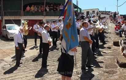 CLUBE UNIÃO NA FESTA DOS MARÍTIMOS – VILA DO TOPO – Ilha de São Jorge (c/ vídeo)