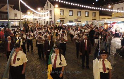 BANDA FILARMÓNICA DA SOCIEDADE CLUBE UNIÃO – FESTIVAL DE JULHO 2017 – Ilha de São Jorge (c/ vídeo)