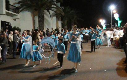 MARCHAS POPULARES (Escola Básica e Secundária de Velas) – 30ª SEMANA CULTURAL – Velas – Ilha de São Jorge (c/ vídeo)
