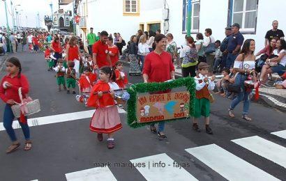 MARCHA DO GOLFINHO – FESTIVAL DE JULHO 2017 – CALHETA – Ilha de São Jorge (c/ vídeo)