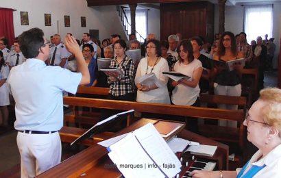 """GRUPO CORAL ENTOA """"HINO DE SÃO JOÃO BAPTISTA"""" – Santo Amaro – Ilha de São Jorge (c/ vídeo)"""