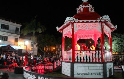 """JARDIM DA REPÚBLICA REABRE AO PÚBLICO AO SOM DOS """"BRAINSTORM"""" – VELAS – Ilha de São Jorge (c/ vídeo)"""