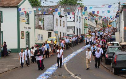 Procissão de Nª Srª de Lourdes (Santo Antão) – Ilha de São Jorge (c/ vídeo)