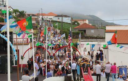 PROCISSÃO DE SANTA ANA – FESTAS DE SANTA ANA – BEIRA – Ilha de São Jorge (c/ reportagem fotográfica)