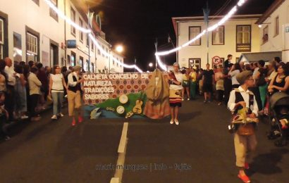 MARCHA OFICIAL DO FESTIVAL DE JULHO 2017 – CALHETA – Ilha de São Jorge (c/ vídeo)